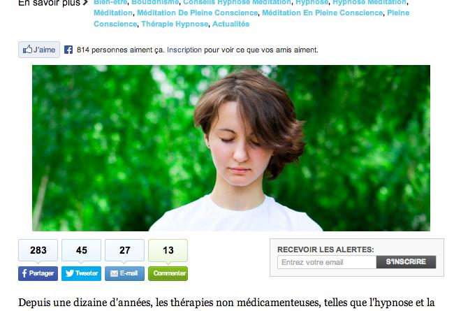 Hypnose Yvelines - Méditation
