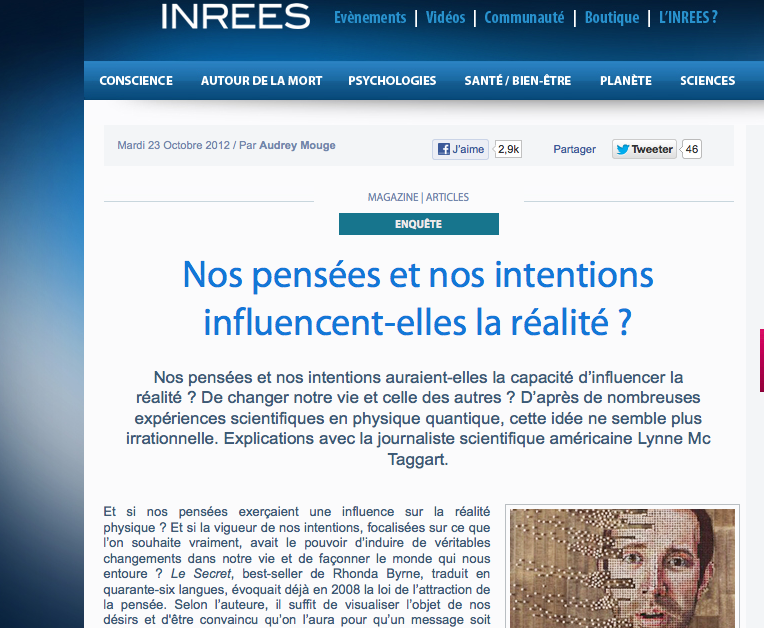 Hypnose Yvelines / Inrees